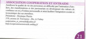 Retrouvez ACE dans Association Passion dans Liens associationpassionmouginsoctobre2012-300x137
